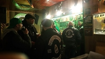 Boozefighters MC 74